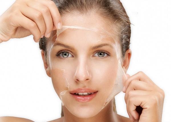 Tẩy sạch tế bào chết trên da an toàn hãy dùng tinh bột nghệ