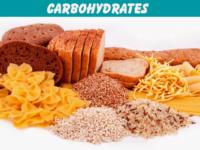 Món chứa nhiều carbohydrate