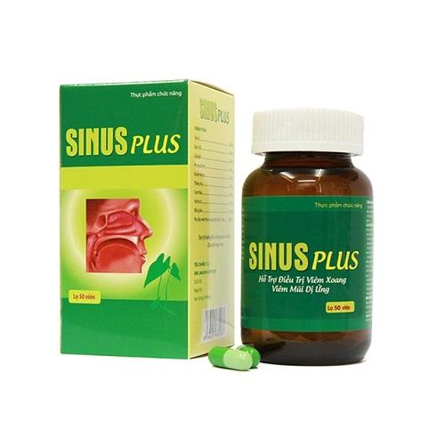 Thuốc đặc trị viêm xoang Sinus Plus