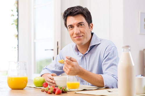 Ăn uống đầy đủ đề phòng bệnh yếu sinh lý nam