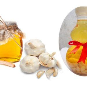 Bài thuốc trị viêm phế quản bằng tỏi và mật ong