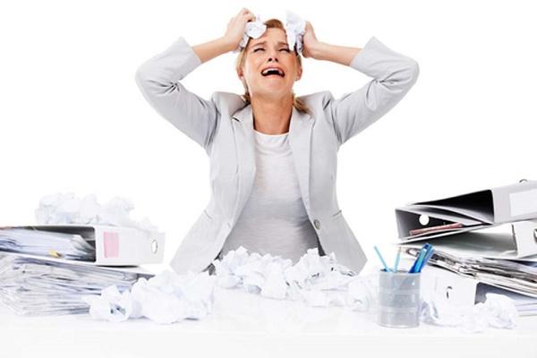 Tránh căng thẳng, stress cao độ vì công việc