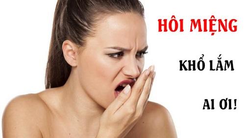 Bệnh hôi miệng gây mất tự tin khi giao tiếp