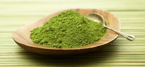 Cách chữa bệnh hôi nách bằng gừng + bột trà xanh