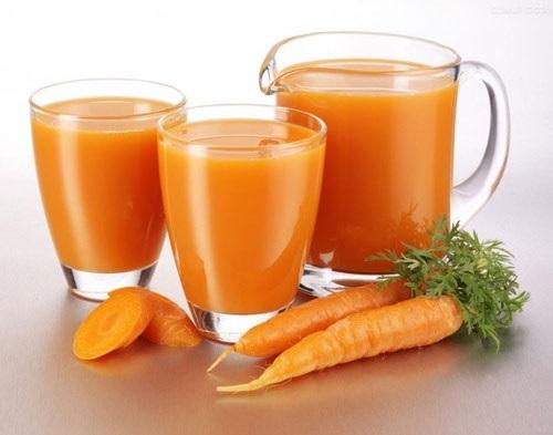 Cách chữa bệnh ung thư máu bằng nước ép cà rốt