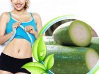 Cách giảm cân bằng bí đao, sau 1 tháng giảm 5 kg