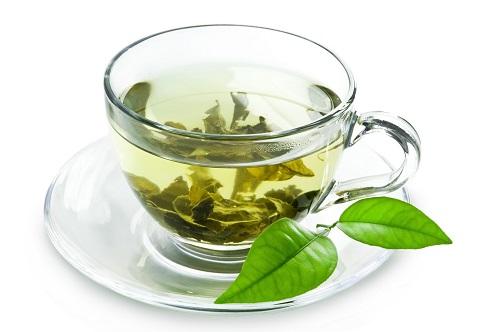 Sử dụng trà xanh chữa vảy nến