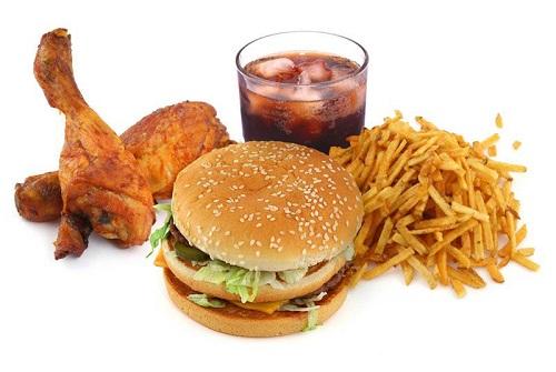 Tránh sử dụng thực phẩm đã chế biến sẵn