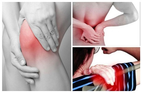 Bệnh khớp nếu không chữa trị sẽ gây ra biến chứng nguy hiểm