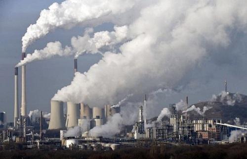 Sống trong môi trường bị ô nhiễm