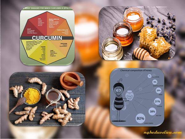 Những tác dụng đặc biệt của tinh bột nghệ vàng nguyên chất
