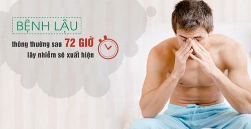Bệnh lậu có thể gây ra các biến chứng