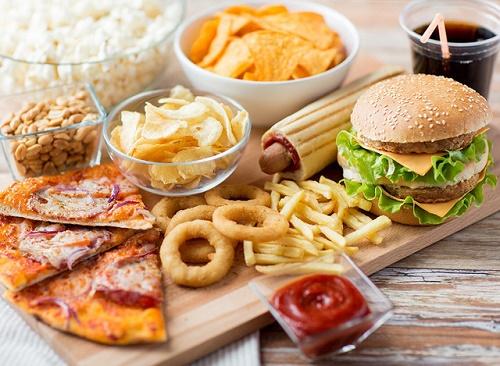 Các loại thức ăn nhanh