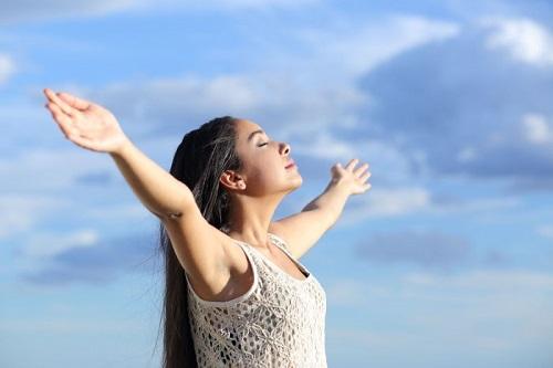 Hít thở sâu chữa chóng mặt hiệu quả nhất