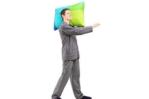 Bệnh mộng du gây nhiều ảnh hưởng đến giấc ngủ
