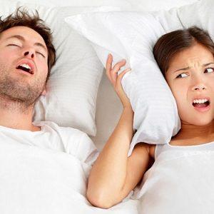 Tuyệt chiêu chữa ngáy ngủ hiệu quả tức thì