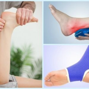 Cập nhật các cách chữa bong gân nhanh khỏi