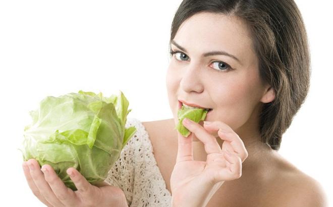 Nước bắp cải chứa nhiều vitamin