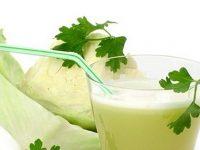 Nước bắp cải hỗ trợ giảm cân