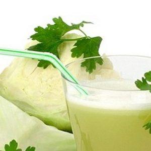 Nước bắp cải – thần dược của sức khỏe