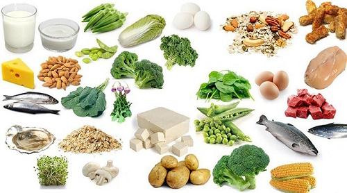 Bổ sung canxi từ những thực phẩm hàng ngày