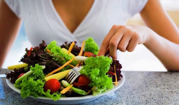 """Chế độ ăn uống cũng ảnh hưởng đến """"cuộc yêu"""" 1"""