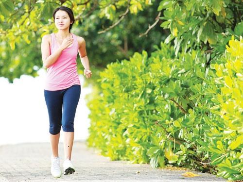 Tập thể dục là biện pháp điều trị cao huyết áp không cần thuốc
