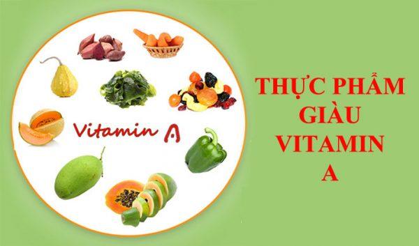 Vitamin A có tác dụng gì?