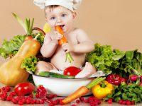 Mách mẹ thực đơn dinh dưỡng cho bé 2 tuổi