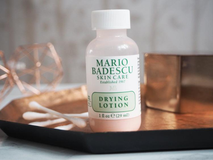 Kem chấm mụn Mario Badescu Drying Lotion