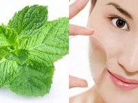 Phương pháp trị mụn bằng lá bạc hà an toàn cho từng loại da