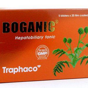Thành phần thuốc bổ gan Boganic của Traphaco