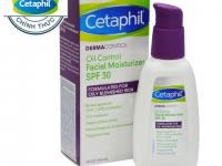 [Review] Kem Chống Nắng Cetaphil Derma Control SPF30
