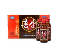 sinai.vn-Hộp 10 Chai Nước Hồng Sâm Hàn Quốc (100ml/Chai)