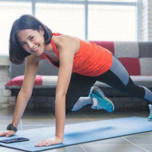 Mẹo giảm cân giữ dáng tại nhà