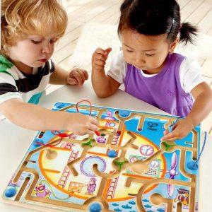 Chơi game giúp bé tăng cao tư duy và trí tuệ