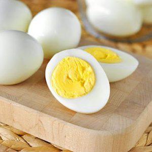 Giải đáp: Lòng trắng trứng bao nhiêu calo?